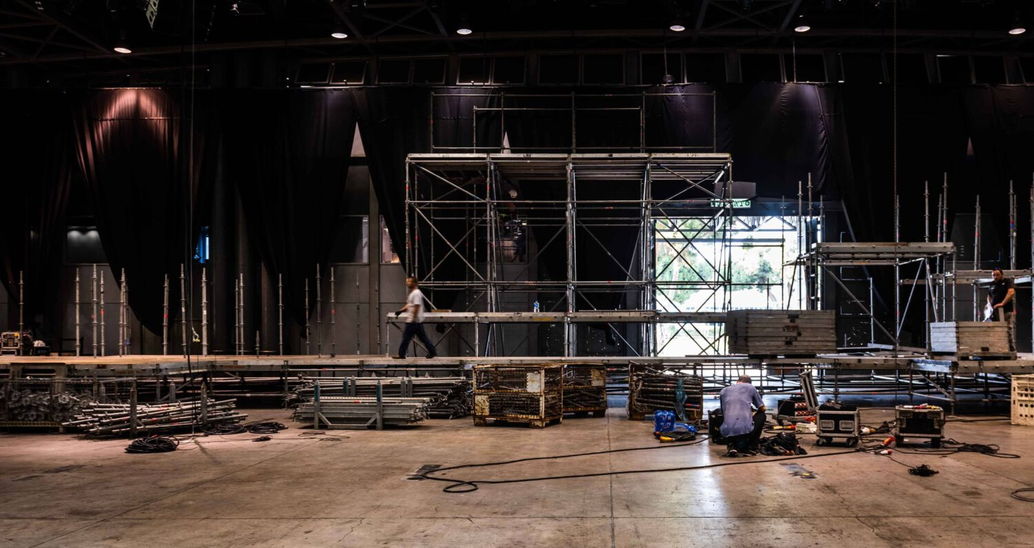 Construction Begins On A New Exhibition & Convention Space