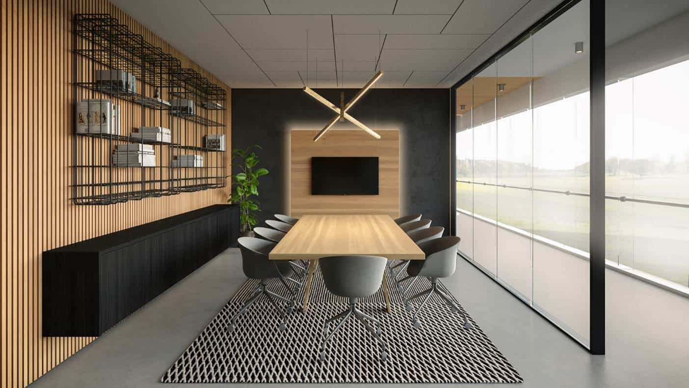 Meeting & Work Spaces For Rent