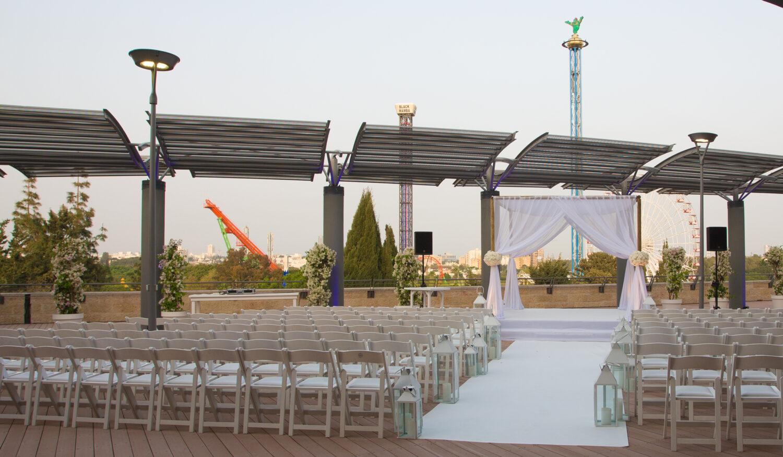 חתונה גג ביתן 2